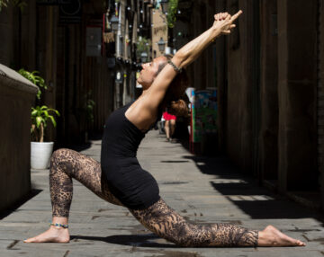Yoga - secuencia fija
