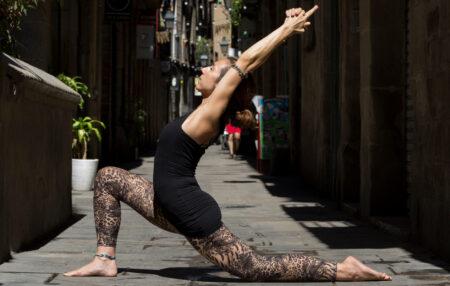 Yoga – secuencia fija