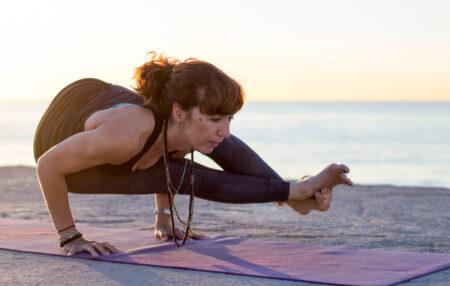 Yoga – fuerza y flexibilidad