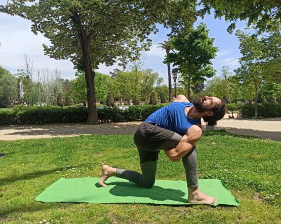 Yoga secuencia 1-2 – Ciutadella