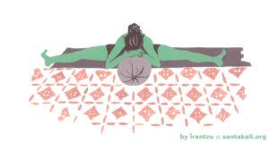 Yoga & mujer #01 con Irantzu Piquero